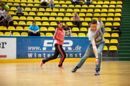 May 21, 2017 - Frankfurt, Germany. Hessen Tanzt at Eissporthalle Frankfurt. (Credit Image; vstudio.photos)