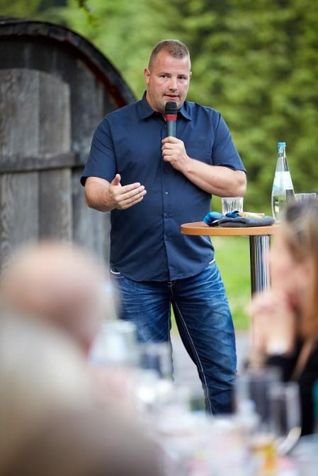 June 20, 2017 - Ilmenau, Germany. 18. Fachpressetagen der Lapp Gruppe at Berg- und Jagdhotel Gabelbach, Ilmenau. (Credit Image; vstudio.photos)