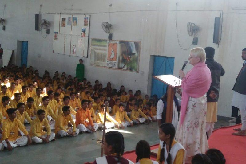 Prof. Krejčí na konferenci v Indii