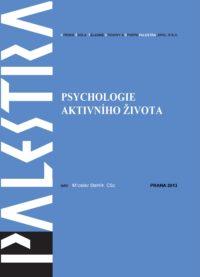 Obal Psychologie aktivního