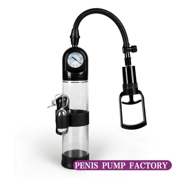 PSI Pumpe Penis Vakuumpumpe Produktbild vorne 02