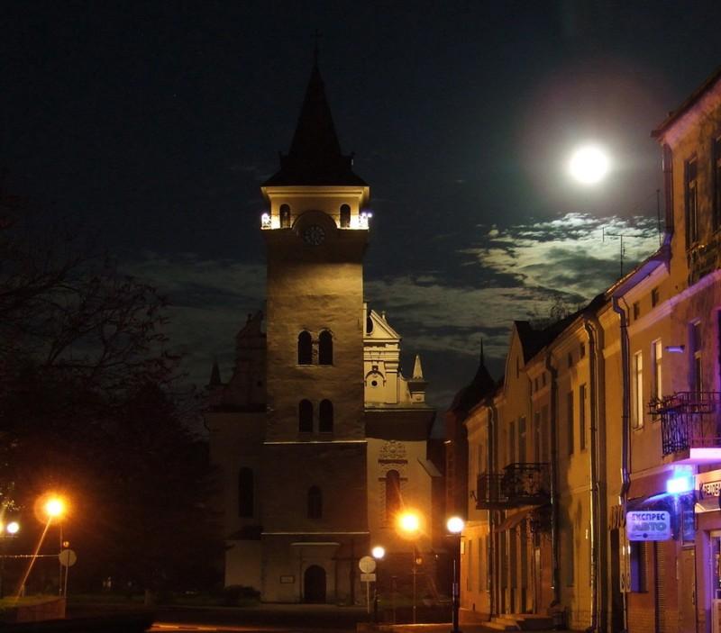 Костел Св. Миколая фото: Пархоменко Олександр