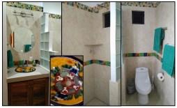 Nopal Room bathroom