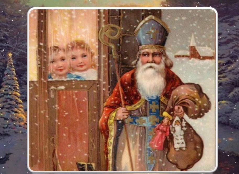 Картинки николая чудотворца для детей