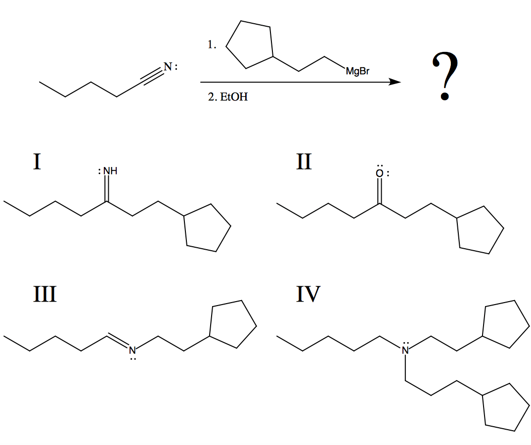 Help With Grignard Reactions