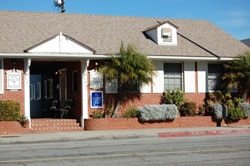 Front of building Ventura County OBGYN
