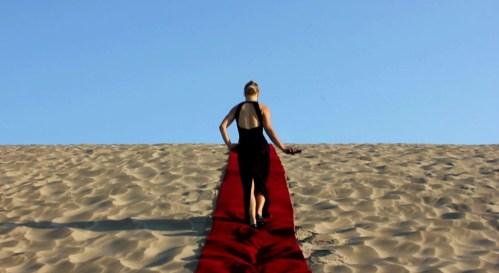 Lisa Birke: red carpet