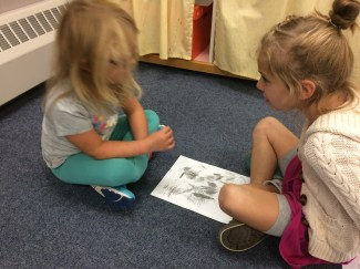 Sharing our writing details