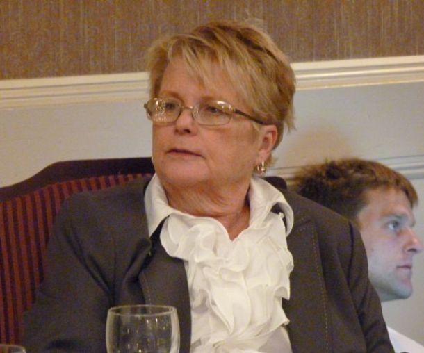 Sen. Ann Cummings, D-Washington. Photo by Anne Galloway