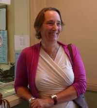 Annette Smith, director of Vermonters for a Clean Environment. Photo by Anne Galloway