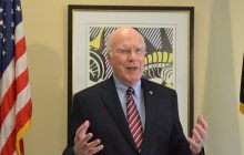 Leahy hopes for compromise on food stamp cuts