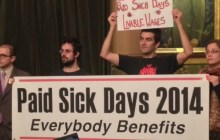Paid sick leave bill revivified