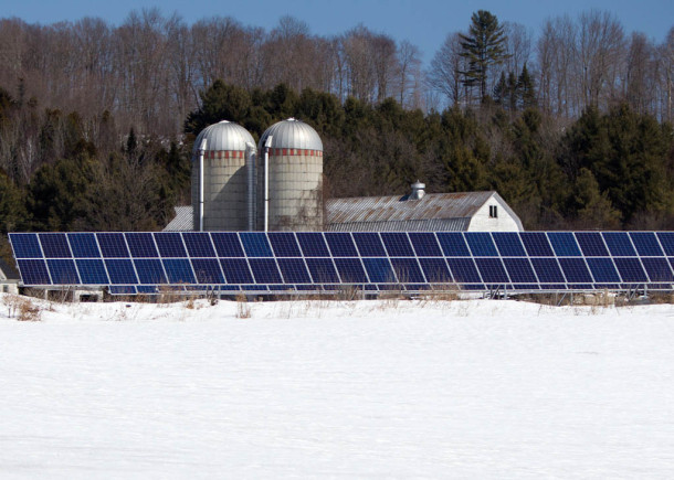 McKnight Farm solar