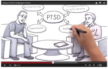 VA's PTSD Center uses new, approachable style of videos
