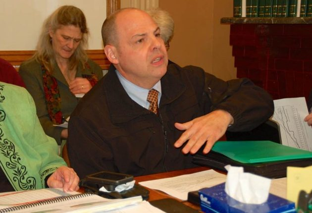 Pallito to take job with Green Mountain Care Board