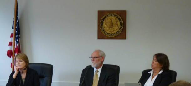 The Vermont Public Service Board. Photo by Erin Mansfield/VTDigger