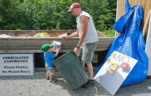 Recycling law credited with cutting landfill use 5 percent