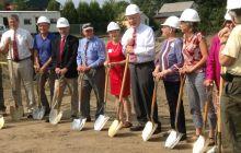 Partnership breaks ground on new senior housing in Brattleboro