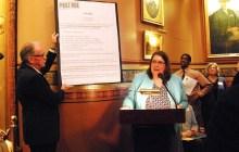 Advocates push against Reach Up deduction