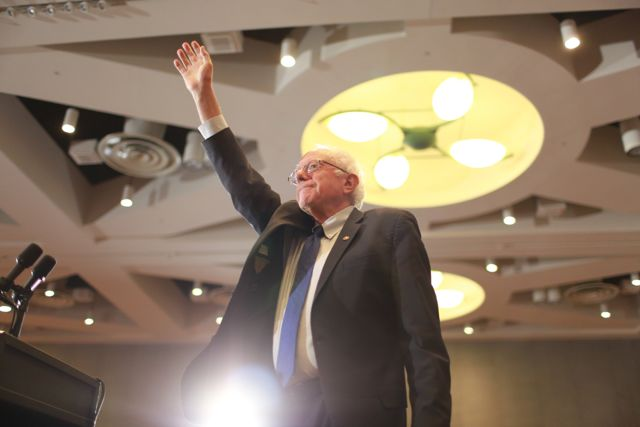Bernie Sanders: 'Democratic brand is pretty bad'