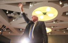 Sanders warns: Trump leading nation toward authoritarianism