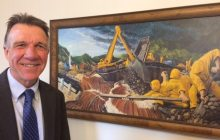 Governor details construction company sale