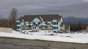 Jay Peak, Stateside Townhouses