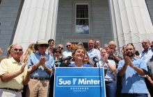 Minter reaps more benefits of Dunne policy shift on wind