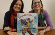 Vermont children's book aims to tear down walls