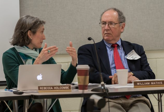 Board puts off private school rules amid talk of political sway