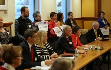 Support staff at UVM Medical Center seek to unionize