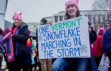 Photo gallery: Vermonters march in Washington