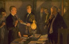 Then Again: Hailing a new chief by lamplight