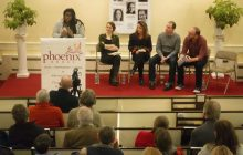 Literary 'New Voices' sound off on timely topics