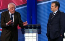 Sanders, Cruz push competing health care visions in debate