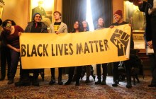 Black Lives Matter Vermont brings advocacy to Statehouse