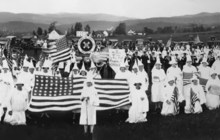 Then Again: Klan crosses burned in Vermont, but not for long