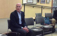 On filing deadline day, Welch talks tax reform, Trump's returns