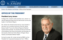 Rutland's College of St. Joseph names new president