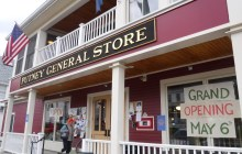 Can a volunteer historical society run a Vermont general store?