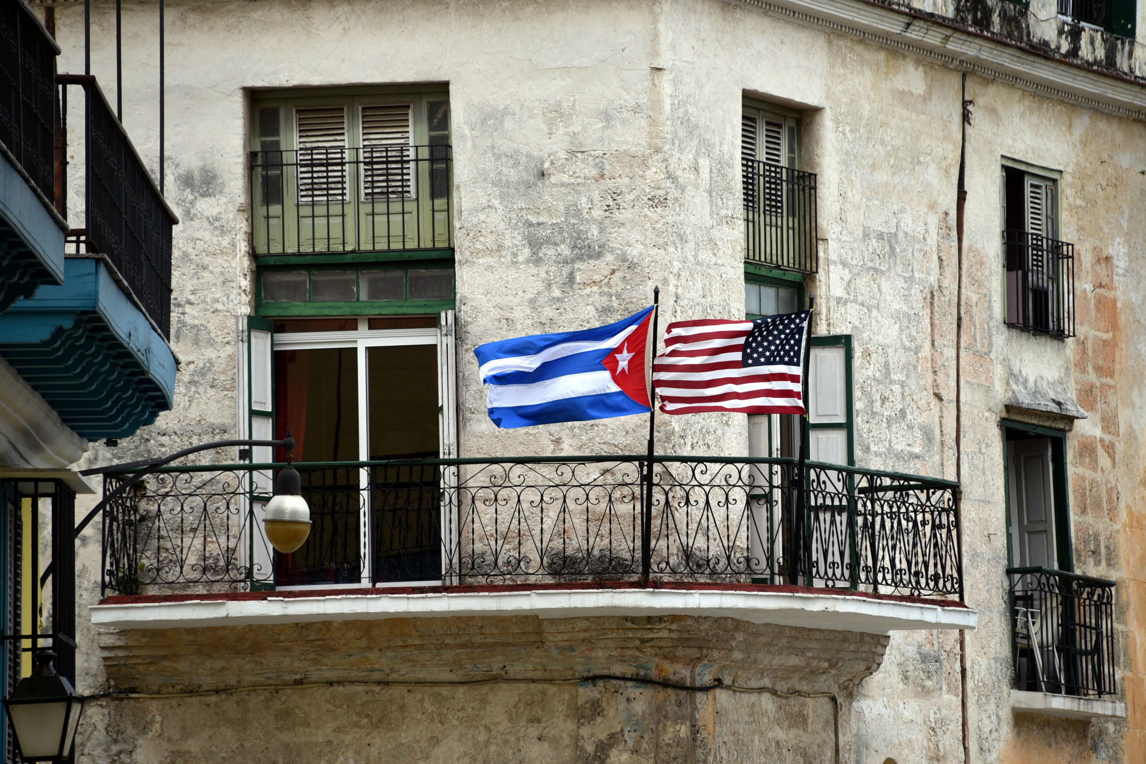 Trump thrusts US, Cuba back toward hostile relations
