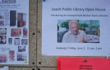 A small town remembers its big literary hero