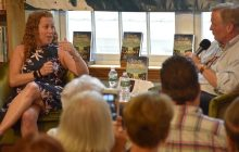 Grisham tour of 'great bookstores' comes to Manchester