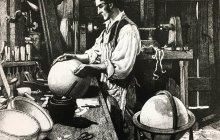 Then Again: America's first globe maker was self-taught Vermont farmer