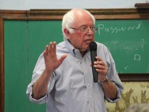 Bernie Sanders, St. Albans