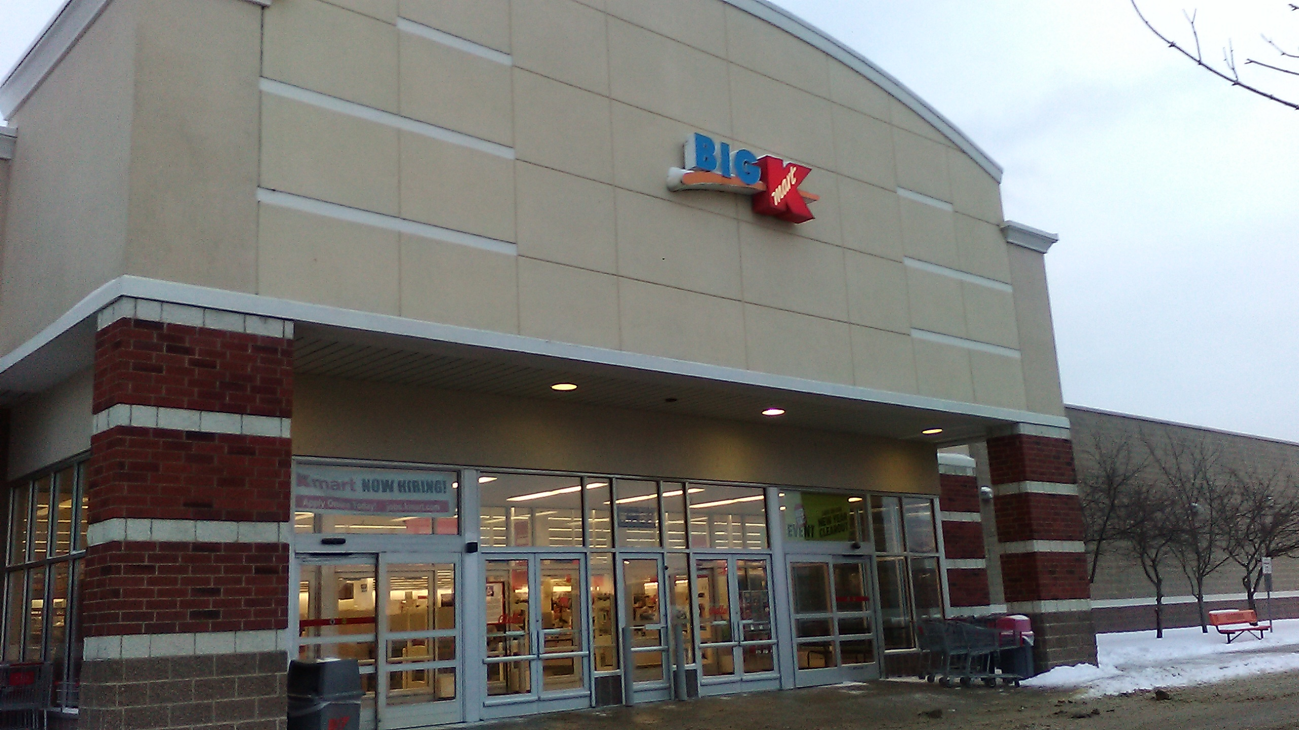 Local Kmart store to close