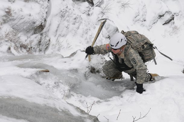 Soldiers Smugglers Notch