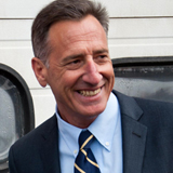 Governor Peter Shumlin. VTD/Josh Larkin