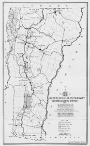 Green Mountain Parkway Map