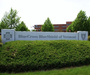 Blue Cross Blue Shield of Vermont headquarters in Berlin. Photo by Andrew Stein/VTDigger